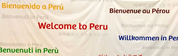 Peruwelcome